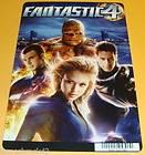 Backer Card for FANTASTIC 4 Jessica Alba, Ioan Gruffudd, Chris Evans