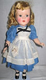 American Character 15 Sweet Sue Alice in Wonderland Doll, Mint in Box