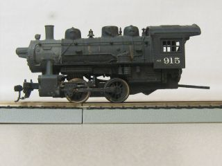 Vintage HO Scale Mantua 0 4 0 ALCO D30 915 Locomotive Engine &Tender