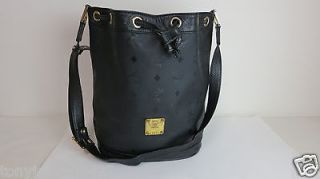 AUTHENTIC VINTAGE MCM MUNCHEN SHOULDER BAG/PURSE USED MADE IN GERMANY