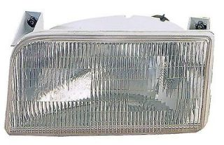 NEWMAR MOUNTAIN AIRE 1998 LEFT DRIVER FRONT HEAD LIGHT LAMP HEADLIGHT