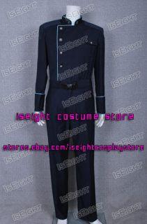 Battlestar Galactica Costume Commander Officer Uniform Jacket With