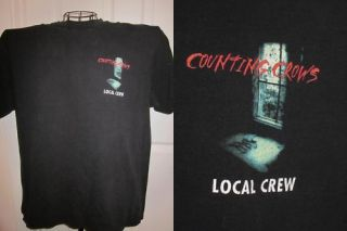counting crows t shirt in Clothing,