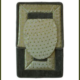 Piece Bathroom Rug/Mat SETBath Mat,Contour Rug,Toilet SeaT Lid Cover