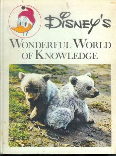 disney wonderful world of knowledge in Children & Young Adults