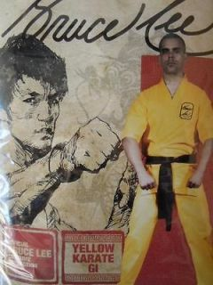 bruce lee costume in Clothing,