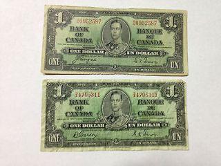 dollar bill in North & Central America