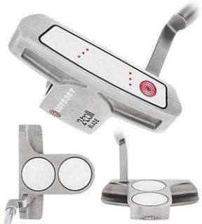 Odyssey White Hot XG 2 Ball Blade Putter Golf Club