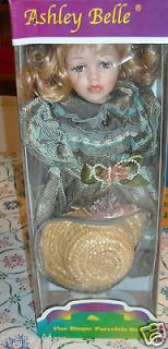 Ashley Belle 16 Porcelain Doll New in Box