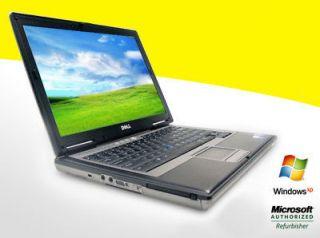 Dell Latitude D830 Laptop C2D 2.4Ghz/250GB/3GB DVD+/ RW XP WiFi 15