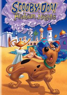 Scooby Doo in Arabian Nights DVD, 2009, Eco Amaray