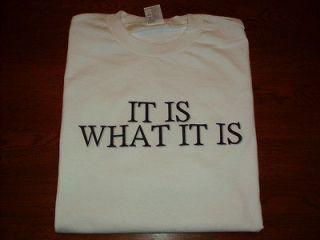 IT IS WHAT IT IS LIL WAYNE DRAKE NICKI MINAJ YOUNG MONEY BRAND NEW T