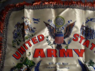 Fort Polk Army pillow cover Dear Wife