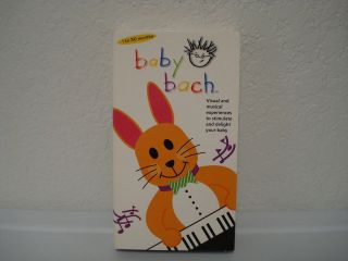 baby bach vhs in VHS Tapes