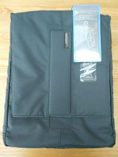 Contour Active Vertical Messenger Notebook / Laptop Bag Case 15 New
