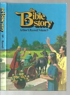 the bible story by arthur s maxwell in Children & Young Adults