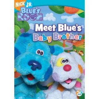 NEW Blues Clues Blues Room Meet Blues Baby Brother