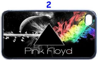 Pink Floyd Band Fans Custom Design iPhone 4 iPhone 4S Case (Back Cover