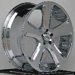 22 Inch Chrome Wheels Rims Nissan Armada Titan Infiniti QX56 6x5.5 ARE