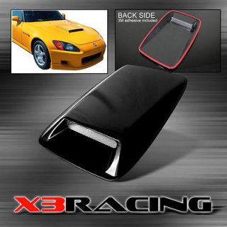 Newly listed TURBO RACING RX 7 FD/FC STYLE JDM BLACK FRONT HOOD SCOOP