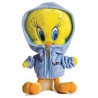 10 Looney Tunes Tweety w/Hoodie plush by Aurora World