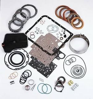 TCI Auto Automatic Transmission Rebuild Kit Pro Super GM TH400 Kit