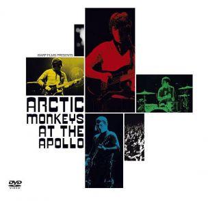 Arctic Monkeys   Arctic Monkeys At The Apollo DVD, 2009, 2 Disc Set