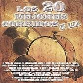 Los 20 Mejores Corridos Con Banda CD, Jan 2009, D Disa Latin Music