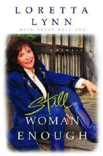 Memoir by Loretta Lynn and Patsi Bale Cox 2002, Hardcover