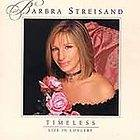 Timeless Live in Concert by Barbra Streisand (CD, Sep 2000, 2 Discs