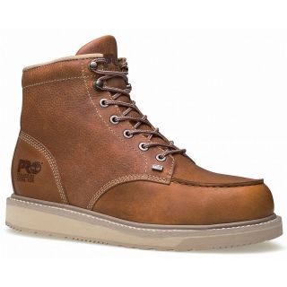 Timberland PRO 88559 MEDIUM Barstow Wedge Brown Safety Steel Toe Mens