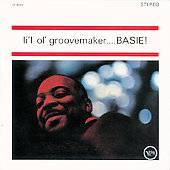 Li L Ol GroovemakerBasie by Quincy Jones CD, Jan 1987, Verve