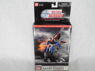 Gundam Mobile Burning Fighter Transformer Action Figure Model Kit