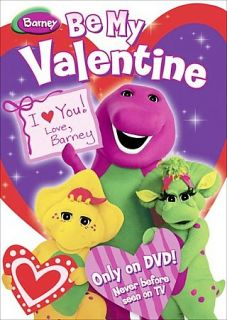 Barney   Be My Valentine   Love, Barney DVD, 2009