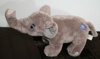 Ringling Bros Barnum Bailey Circus Stuffed Plush Toy ELEPHANT 11 G