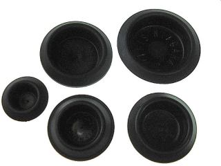 45 pcs DeSoto Chrysler Dodge Plymouth depressed center hole plugs