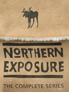 Northern Exposure The Complete Series Giftset DVD, 2007, 26 Disc Set