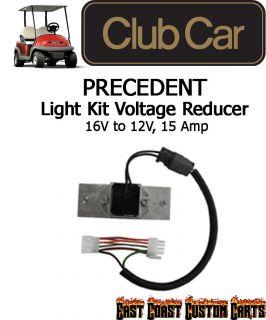 Golf Cart Light Kit VOLTAGE REDUCER (Carts w/8volt batteries