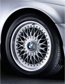 BMW E39 Two Piece BBS Rim Style 5 OEM