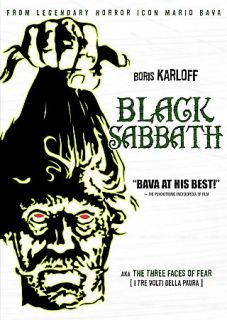 Black Sabbath DVD, 2007