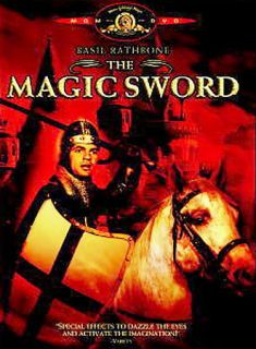 The Magic Sword DVD, 2005