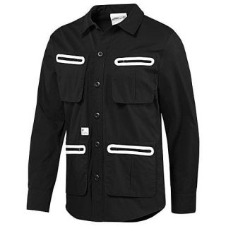 Adidas ObyO David Beckham by Bond Military Field Jacket M MEDIUM