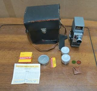 bell howell 8mm in Vintage Cameras