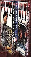 Walking Tall Box Set VHS, 2000, 3 Tape Set