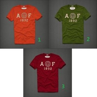 Abercrombie & Fitch by Hollister Summit Rock T Shirts Tee.