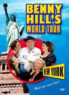 Benny Hills World Tour DVD, 2003