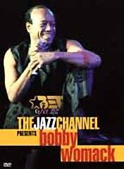 Bobby Womack The Jazz Channel Presents   BET on Jazz DVD, 2000