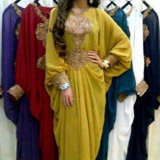 Moroccan Dubai india mumu embroidary abaya caftan kaftan maxi dress