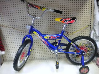Boys 12 inch Bicycle With Training Wheels Bike (Brand New)Christmas