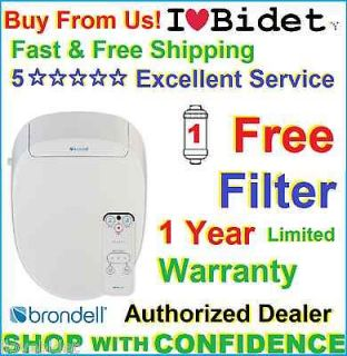 bidet toilet seat in Bidets & Toilet Attachments